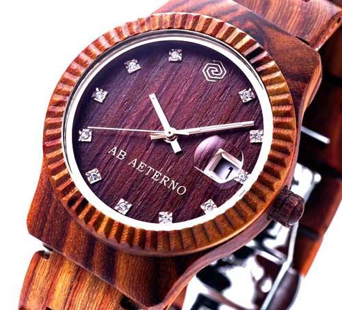 orologi Ab Aeterno in legno