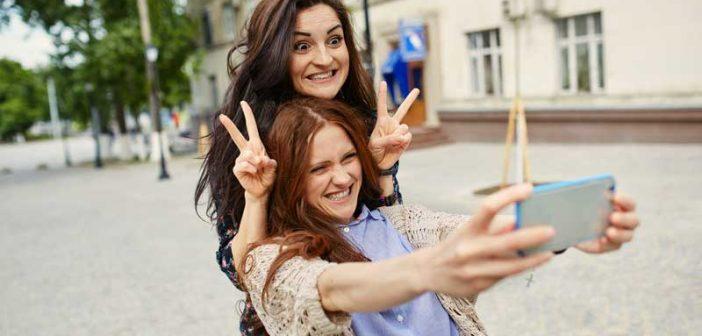 hashtag più usati per selfie
