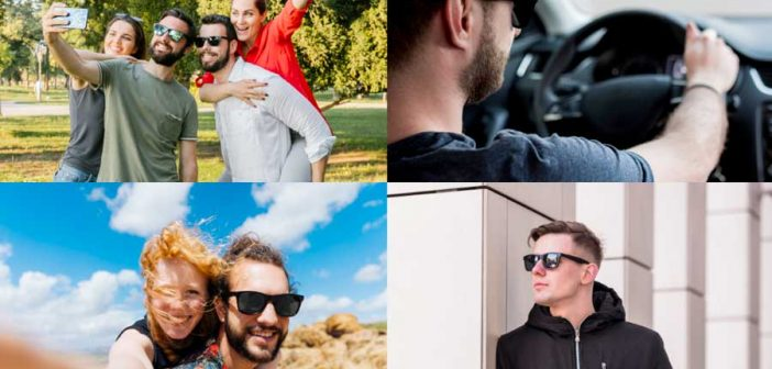 smartglasses occhiali da sole
