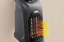 handy heater pro stufetta portatile