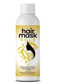 hair mask gold 200ml