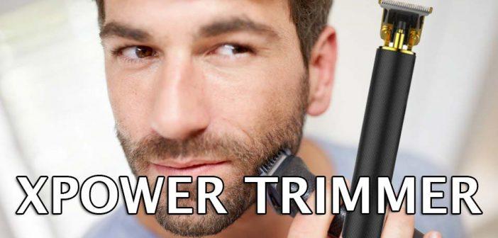 xpower trimmer rasoio recensione